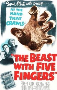 220px-The Beast with Five Fingers