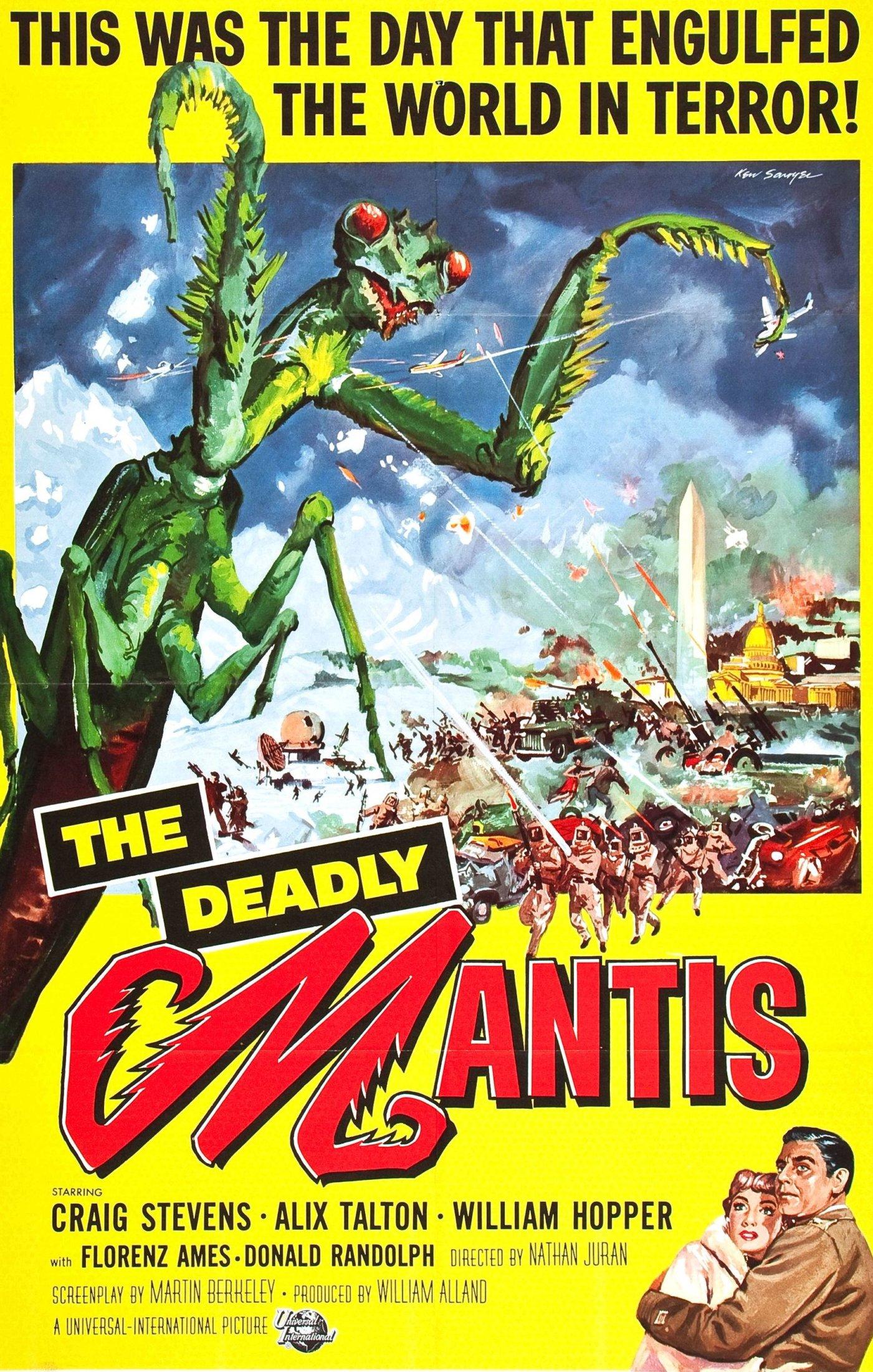 Deadlymantis