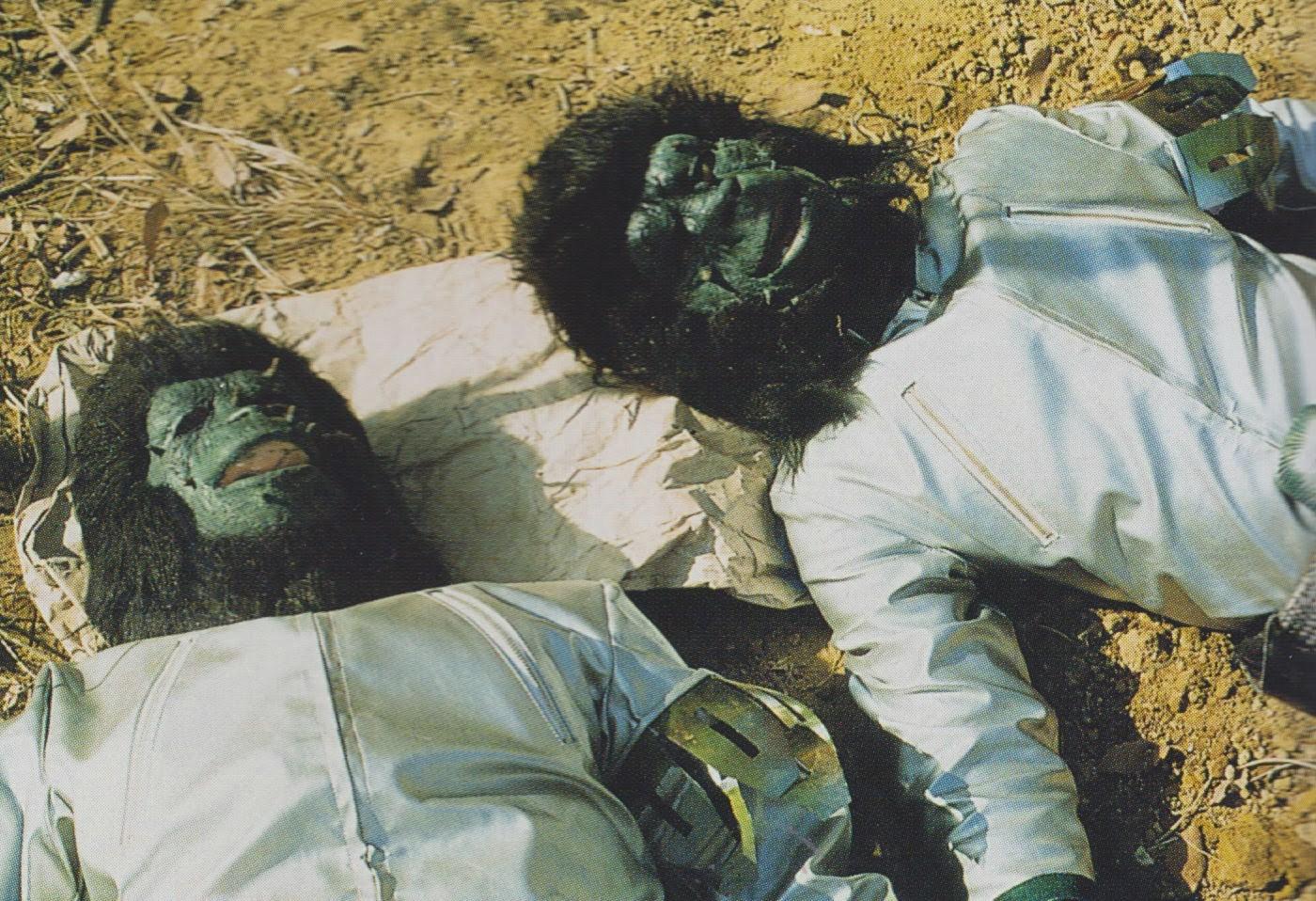 GVMG - Two Dead Black Hole Planet 3 Aliens