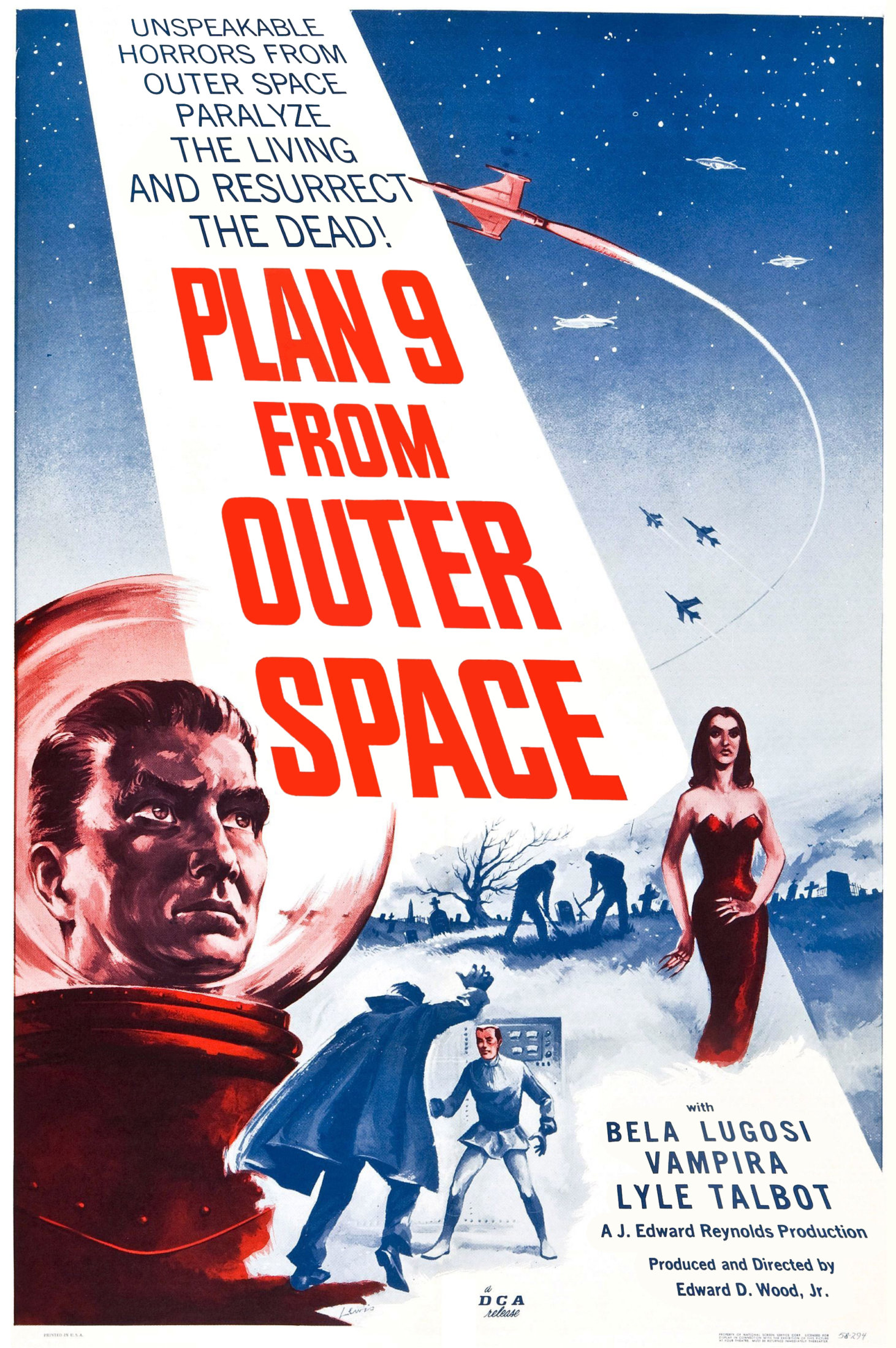 Plan 9 Alternative poster