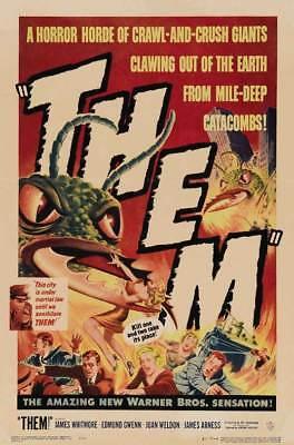 Them-1954-James-Whitmore-Leonard-Nimoy-Vintage-50s