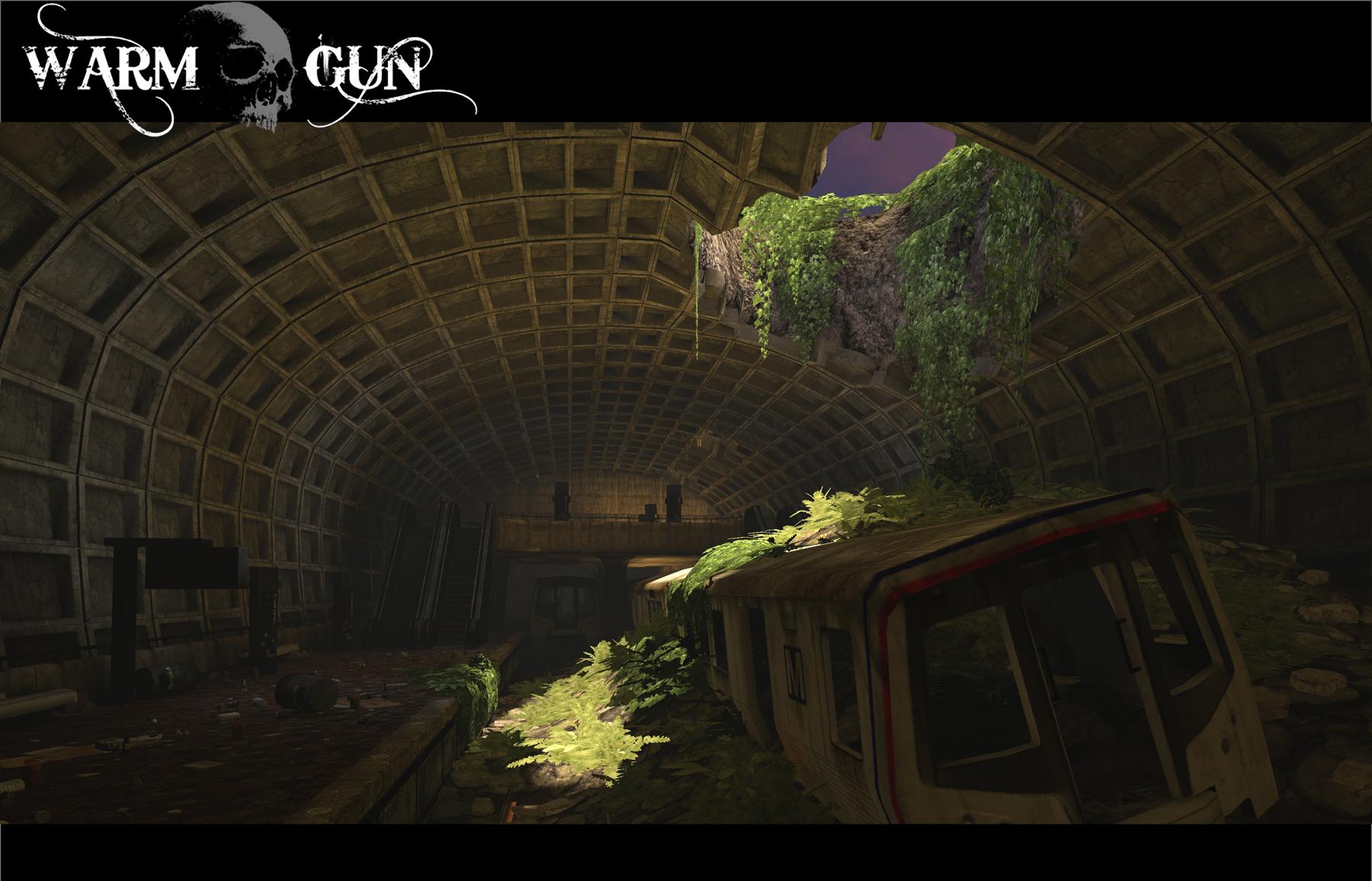 WG Metro/Subway Game Map