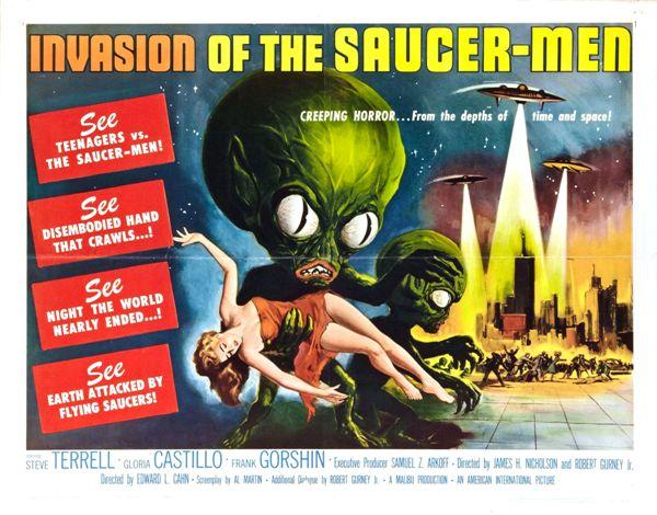 invasion of saucer men poster 02