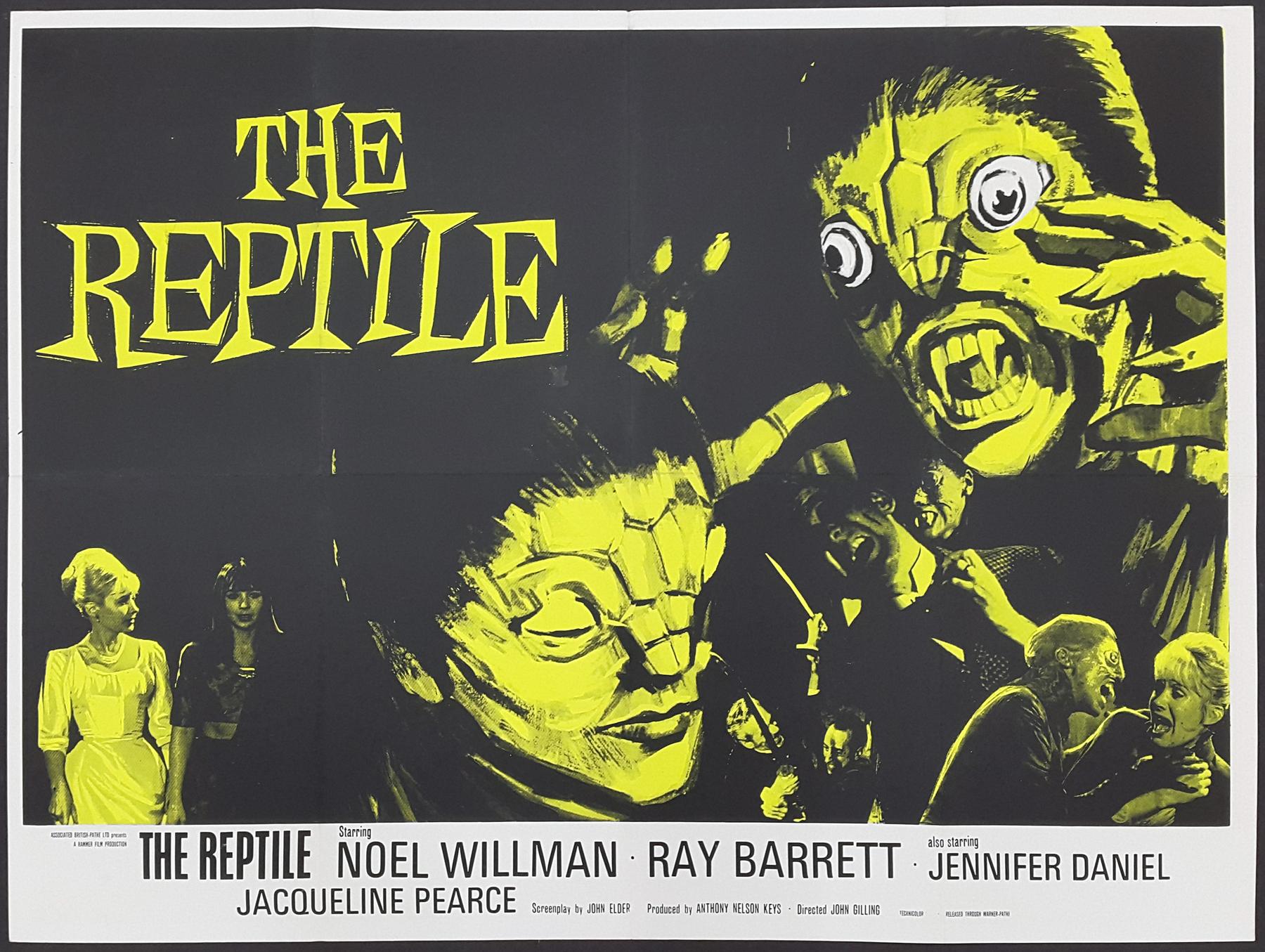 the reptile UKquad