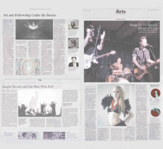 Metro Arts Frontpage Sheet